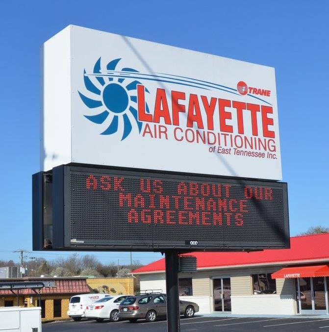 Lafayette Air | Maintenance Agreements